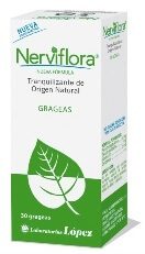 Nerviflora Tranquilizante natural
