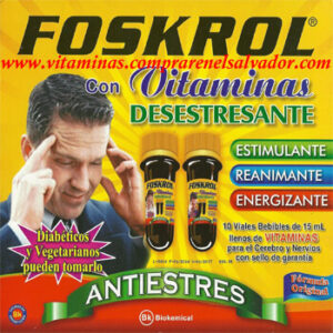 Foskrol Desestresante